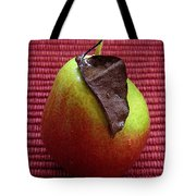 Single Pear Too Tote Bag