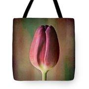 Single Stem Beauty Tote Bag