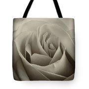 Single White Rose - 2 Tote Bag