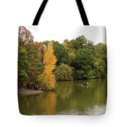 Singled Out Tote Bag