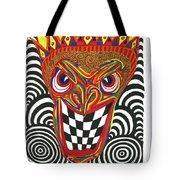 Sinister King Tote Bag