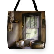 Sink - Please Wash Your Hands Tote Bag