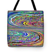 Sinuous Beauty Tote Bag