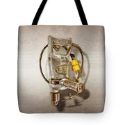 Sioux Drill Motor 1/2 Inch Tote Bag