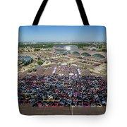 Sioux Falls Rise/shine 3 Tote Bag