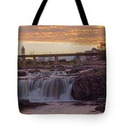 Sioux Falls Sunset Tote Bag