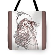 Sioux Wind Tote Bag