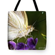 Sipping Purple Tote Bag