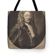 Sir Christopher Wren Tote Bag