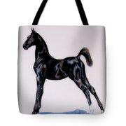 Sir Clarence Ronald - Saddlebred Colt Tote Bag