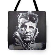 Sir Edmund Hillary Tote Bag