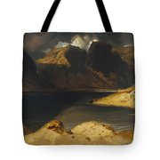 Sir Edwin Henry Tote Bag