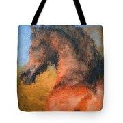 Sir Gallant Tote Bag