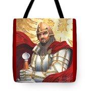 Sir Gawain Tote Bag