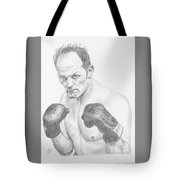 Sir Henry Cooper Obe Tote Bag