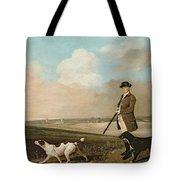 Sir John Nelthorpe Tote Bag by George Stubbs