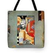 Sir John Soane's Museum - London Underground, London Metro - Retro Travel Poster - Vintage Poster Tote Bag