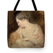 Sir Joshua Reynold Tote Bag