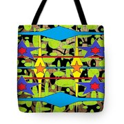 Sir Mbonu Christhe Arts Of Textile Designs #30 Tote Bag