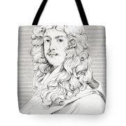 Sir Peter Lely, 1618 Tote Bag