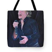 Sir Rod Stewart Tote Bag