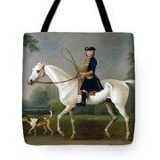 Sir Roger Burgoyne Riding 'badger' Tote Bag