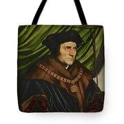 Sir Thomas More Tote Bag