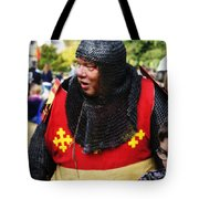 Sir Warwick Tote Bag