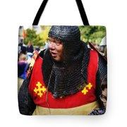 Sir Warwick Tote Bag