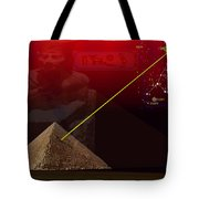 Sirius 4 Cheops Tote Bag