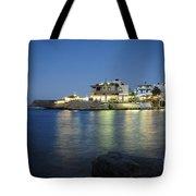 Sissi, Crete Tote Bag