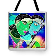 Sister Bonds-2 Tote Bag