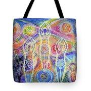 Sisterhood Of The Divine Feminine Tote Bag