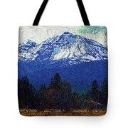 Sisters Oregon Ranch Tote Bag