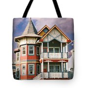 Sisters Panel Two Of Triptych Tote Bag