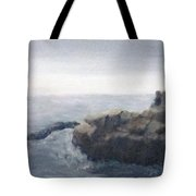 Sisters Rocks Lake Superior 2 Tote Bag