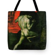 Sisyphus Tote Bag