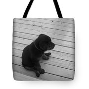 Sit And Think Tote Bag