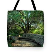 Sit Back And Listen Tote Bag