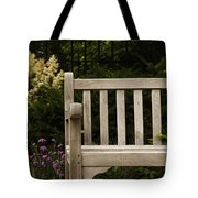 Sit For A Bit Tote Bag