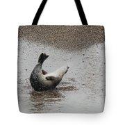 Sit Ups Tote Bag