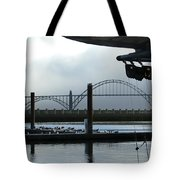 Sittin On The Dock Of The Bay 2300 Tote Bag