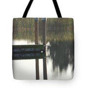 Sitting Bird Tote Bag