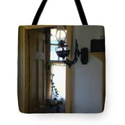 Sitting Room Doorway Tote Bag