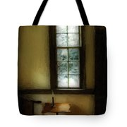 Sitting Room Spring Rain Tote Bag