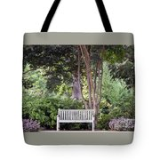 Sitting Under The Tree Tote Bag