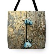 Six Locks Tote Bag