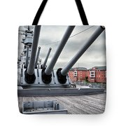 Six Pack Of Sixteens Tote Bag