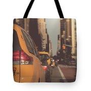 Sixth Avenue Tote Bag