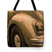 Sixties Icon I I Tote Bag